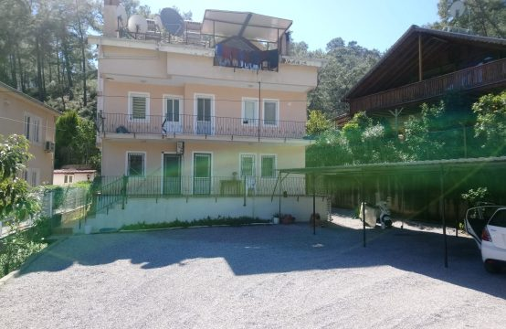 3 Floor Apartment Inlice, Fethiye