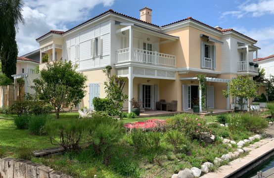 Sea View Villa Sale in Portville Gocek